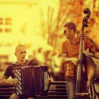 Осенний джаз.... :: Виктор