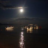 ночь в Лаганасе :: Елена Барбул