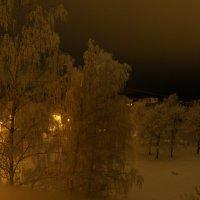 Зима... :: Олег Скворцов