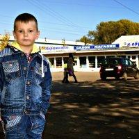 Стрит фото... :: Gimp Fanat Евгений Щербаков