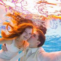 подводная свадьба :: Михаил Решетников