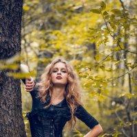 Лесной шабаш :: Olga Shvanskaya