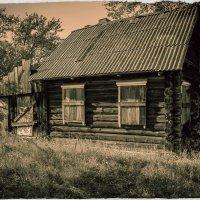 заброшенный дом :: Игорь Чичиль