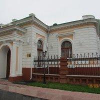 Дом купца Бабушкина- 19 век. :: раиса Орловская