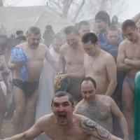 крещение Господне :: Андрей Рыбацкий