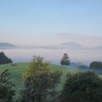 Туман в горах :: Анастасия Смирнова