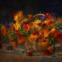 Цветов акварель :: Светлана Л.