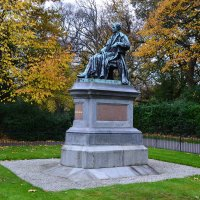 В парке Дублина. :: zoja