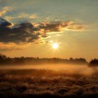 Сентябрьский рассвет...5 :: Андрей Войцехов