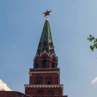 Москва, Кремль :: Сергей Sahoganin
