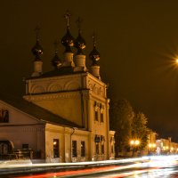 Муромский храм. :: Андрей Чиченин