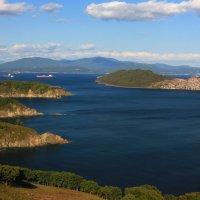 Сентябрь Японского моря :: татьяна