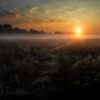 Сентябрьский рассвет...6 :: Андрей Войцехов