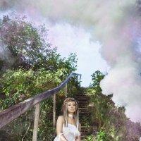 стихия воздуха :: Мария Дергунова