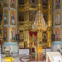 В Успенском соборе. Коломна. :: Igor Yakovlev