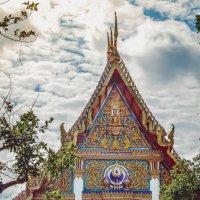 Тайский храм :: Ксения Базарова