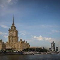 Прогулка по Москве :: Alexander Antonov