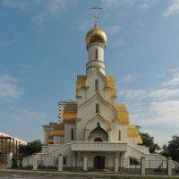 Церковь Александра Невского в Кожухове. :: Александр Качалин
