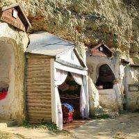 скальный монастырь в Бакоте :: Евгений Гузов