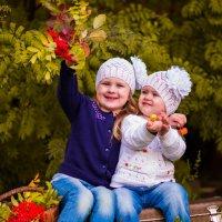 Настюша и Леруша :: анна миронова