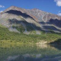 Тени в горах. :: Ирина Нафаня