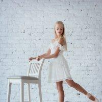 Балерина :: Oleg Pienko