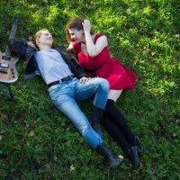 Ромео и Джульетта. :: Александр Лейкум