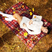 золотая осень :: Ирина Шаманаева