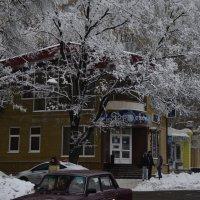 Зима :: Владимир Ракитин