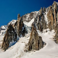 The Alps 2014 France Mont Blanc 6 :: Arturs Ancans