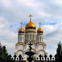 Храм в Тольятти. :: Nataly Art
