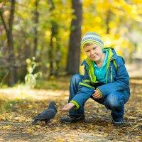 настроение сентября :: Алексей Белик