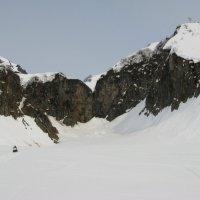 Горный Водопад Зимой. Камчатка. :: Олег Романенко