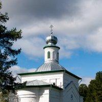 Храм Успения Пресвятой Богородицы :: Павел Игнатов
