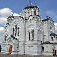В Спасо-Евфросиниевском монастыре :: Ольга