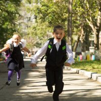 Ура! Уроки закончились!!! :: Tanya Petrosyan