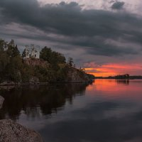 Навстречу закату :: Владимир Колесников