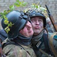 Война-войной... :: Аркадий Шведов