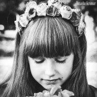 черно-белое :: Natasha Kramar
