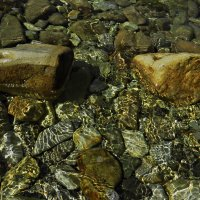 свет, вода и камни :: Валерий Дворников