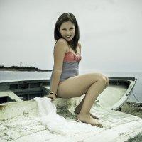 Моделька... :: Helena AVK