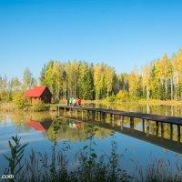 На озере :: Валерий Смирнов