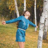 Навстречу ветру :: Евгения Антипова