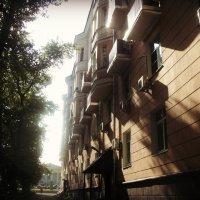 Балкончики в Подмосковном городе Люберцы :: Ольга Кривых