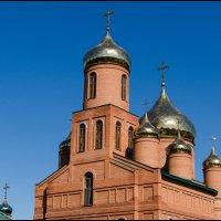 Церковь в Аскания Нова. :: Сергей Давыденко