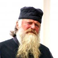 Пожилой монах :: Виктор Никитенко