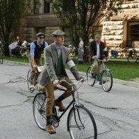 Велопробег в Торонто :: Юрий Поляков