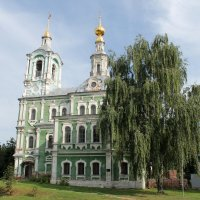 Никитская церковь 1762-1765 г. :: Наталья Гусева