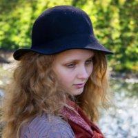 Женщина в шляпке. :: Александр Лейкум