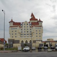 Гостиница-замок :: Владимир Болдырев